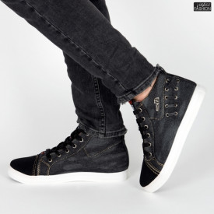 Ghete Sport ''Fashion Balq 2218 Black''
