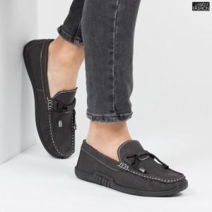 """Pantofi """"Fashion 919 Black"""" [S4E2]"""