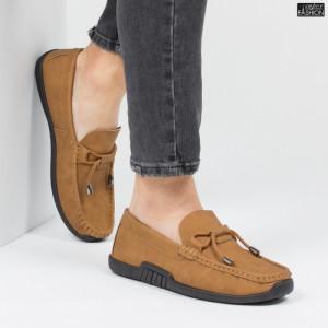 """Pantofi """"Fashion 919 Yellow"""" [S3B4]"""