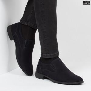 Pantofi ''Free Fashion 089-2 Blue'' [S18E4]