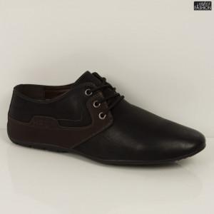 Pantofi ''HeroWay A8003-8 Black'' [S1E1]