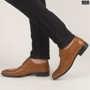 Pantofi ''OUGE RO-007 Yellow''
