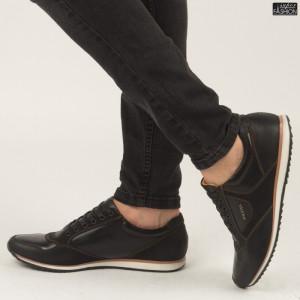 Pantofi ''Renda 34-5A Black''