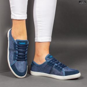 Pantofi Sport ''23DEC. 1315A D. Blue'' [D12A3]