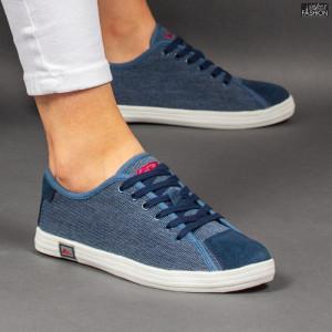 Pantofi Sport ''23DEC. 1316A D. Blue'' [D11B3]