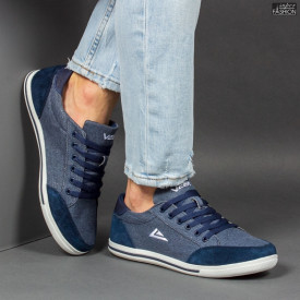 Pantofi Sport ''23DEC. 1321-C Blue'' [S13B9]