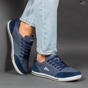 Pantofi Sport ''23DEC. 1321-C Blue''