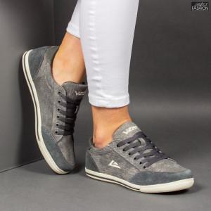 Pantofi Sport ''23DEC. 1321C D. Grey''