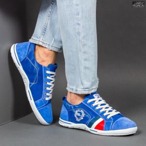 Pantofi Sport ''23DEC. M9031-16 Royal'' [S6B1]