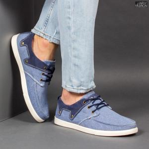 Pantofi Sport ''23DEC. M9037-12 Lt. Blue'' [S19E9]