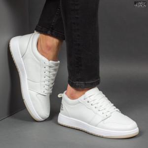 Pantofi Sport ''ABC A08 White''