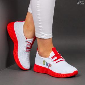 Pantofi Sport ''ALD Fashion HQ-36-177 White ''