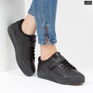 Pantofi Sport ''ALD Fashion Z-8803 Black''
