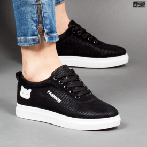 Pantofi Sport ''BAO SPORT 1606 Black '' [D12C4]