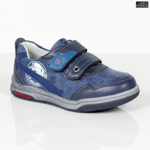 Pantofi Sport Copii ''ANA Style A-763B Dark Blue'' [S14C11]