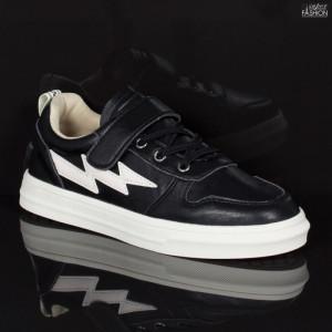 Pantofi Sport Copii ''Apawwa CC208 Black'' [S14E7]