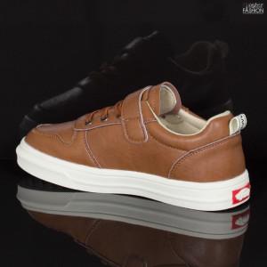 Pantofi Sport Copii ''Apawwa CC208 Brown'' [S8E4]