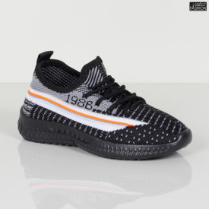 Pantofi Sport Copii ''BAO SPORT 9222 Black'' [S10C3]
