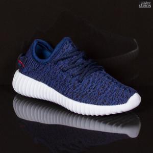 Pantofi Sport Copii ''HEROWAY 2322 D. Blue'' [S11B2]