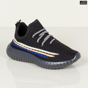 Pantofi Sport Copii ''L&X CD076 Black''