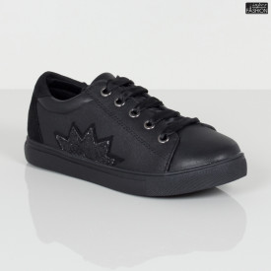 Pantofi Sport Copii ''MRS M187 Black'' [D23E5]
