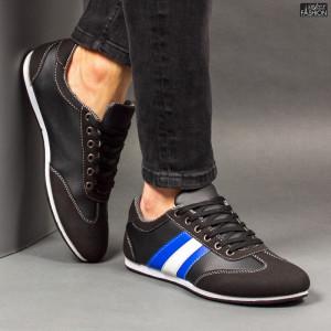 Pantofi Sport ''Couture Fashion G-51 Black''