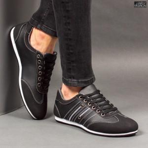 Pantofi Sport ''Couture Fashion G-62 Black'' [S10C7]