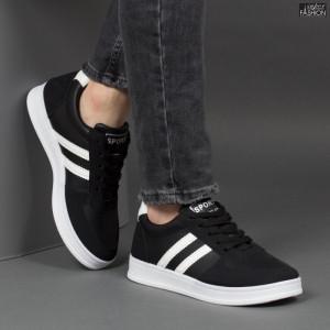 Pantofi Sport ''Fashion B695 Black'' [S23E8]