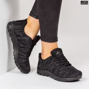 Pantofi Sport ''L&X B-1 Black''