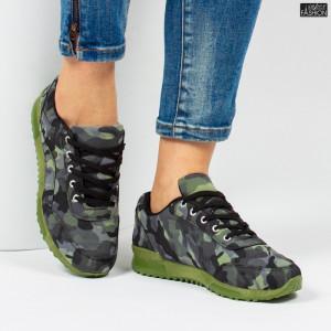 Pantofi Sport ''Meek 1028 Black'' [D12A1]