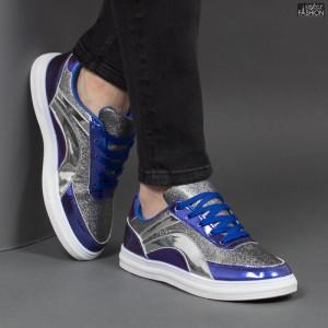 "Pantofi Sport ""Meek FX-9 R. Blue"" [S20B5]"