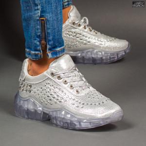pantofi sport dama gri