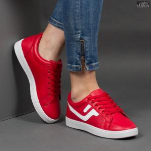 Pantofi Sport ''Veer Fashion A1810-5 Red''