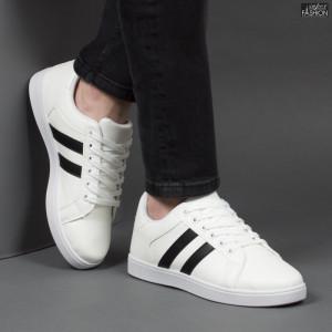 Pantofi Sport ''Veer Fashion B2803-2 White'' [S15E2]
