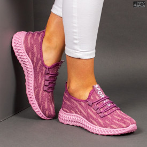 """Pantofi Sport """"Z Fashion ZA-61 Purple"""""""