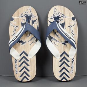 """Papuci """"Aierda A73 Dk. Blue''"""