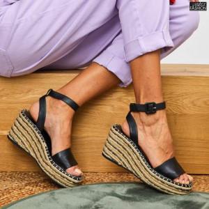 Sandale ''Bestelle Fashion JA001 Black'' [D1D5]