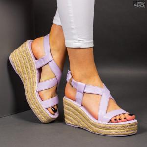 Sandale ''Bestelle Fashion JA002 Purple'' [D13E6]