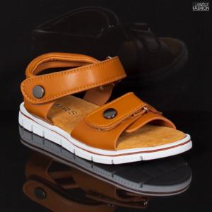 Sandale Copii ''MRS 138 Brown'' [D10D10]
