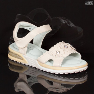 Sandale Copii ''MRS M672 Beige'' [D1E10]