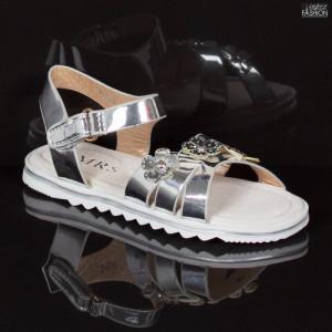 Sandale Copii ''MRS R106 Silver''