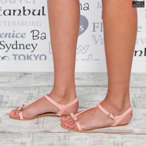 Sandale ''Mei OL-HG56 Pink'' [D8C7]