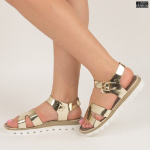 Sandale ''YiYi K-65 Gold'' [D9B2]