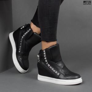 Sneakers ''Buonarotti 2JB-17384 Black'' [D9F7]