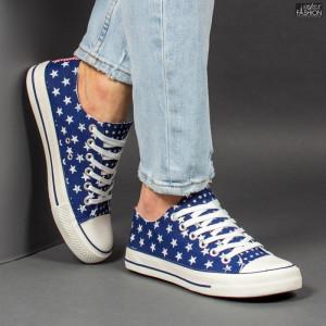 Tenisi ''D.L. Fashion B70 Dk. Blue'' [S19C3]