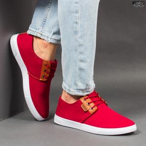 Tenisi ''Roliya Fashion ND-42 Red''