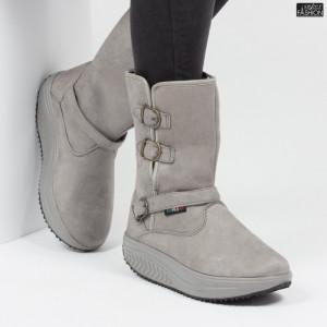 "Cizme ""Lavy 8632 Grey"""