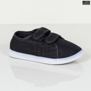 Espadrile Copii ''WE Fashion 506 Black'' [S11C5]