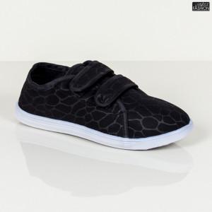 Espadrile Copii ''WE Fashion 507 Black'' [S19C1]