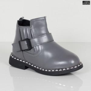 Ghete Copii ''BAO SPORT A036 Grey''